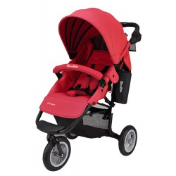 Cocolatte Stroller Bayi CL 975 AirBuggy Candy J - Red