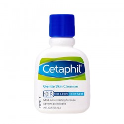 Cetaphil Gentle Skin Cleanser Travel Size - 60 ml