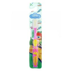 Kodomo Toothbrush Koko Dodo - Color May Vary
