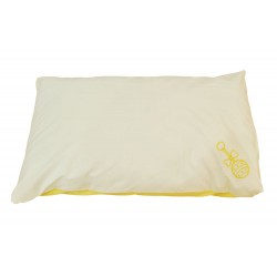 Cribcot Toddler Rattle Plain Pillowcase 63 x 39...