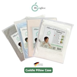 Dooglee Cuddle Pillow Case  Sarung Guling Bayi...