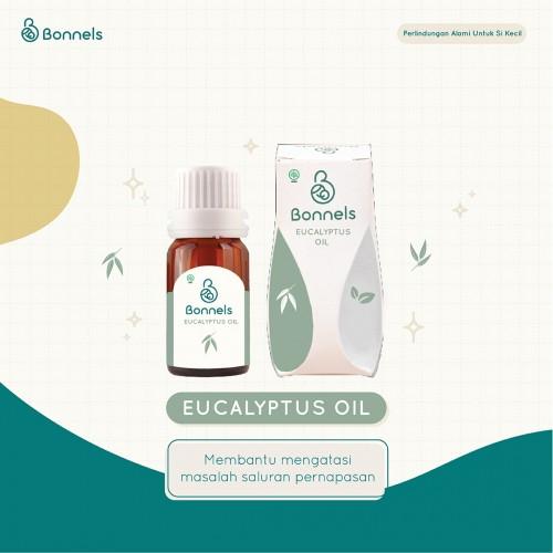 Bonnels Aromatherapy Essential Oil / Minyak Aroma Terapi 10 ml- Eucalyptus