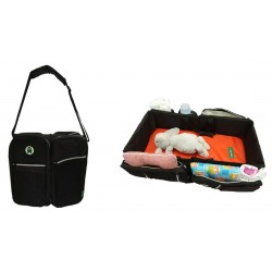 BabyGo Inc Travel Bed Diaper Bag