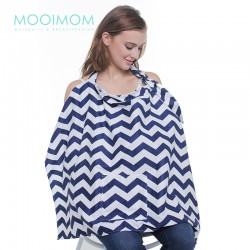 MOOIMOM Breastfeeding Nursing Cover Apron...