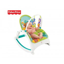 Fisher Price Rainforest Friend Newborn to Toodler...