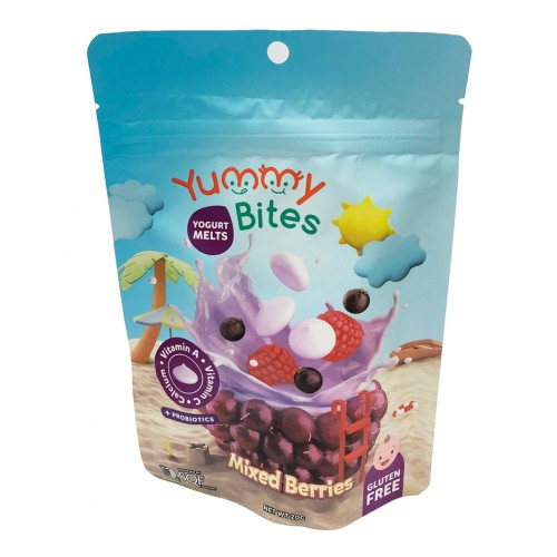 Yummy Bites Yogurt Melt 20gr - Mixed Berries