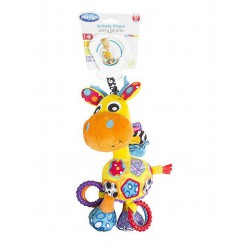 Playgro Activity Friend Mainan Stroller Bayi -...