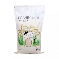 Koshihikari Koshikari Beras Jepang Japonica untuk...