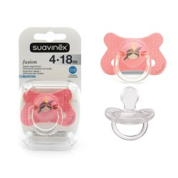 Suavinex Silicone Soother Fusion Physiological...