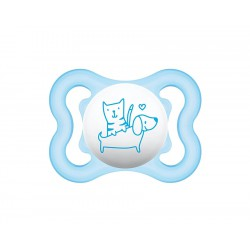 MAM Air Orthodontic Pacifier / Soother 0m+  -...