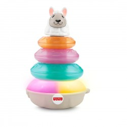 Fisher Price Lights and Colors Llama Mainan...