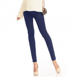 MOOIMOM Supersoft Acid Wash Maternity Jeans...