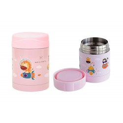 Marcus & Marcus Thermal Food Jar - Pink