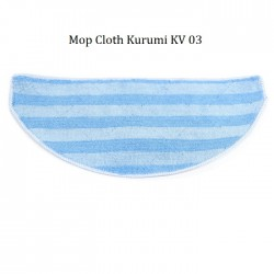 Kurumi Sparepart Mop Cloth Kain Pel for KV03 / KV...