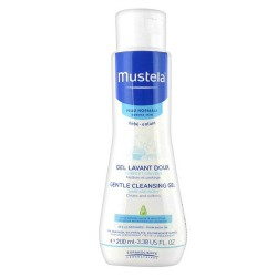 Mustela Bebe Dermo Cleansing Gel - 200ml