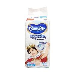 MamyPoko Popok Tape Royal Soft Extra Dry - XXL 32