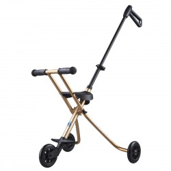 Micro Trike Deluxe - Anodized Gold
