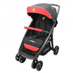 Ferrari Stroller Bayi Clark Black N50