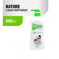 Nuvo Liquid Body Wash Sabun Mandi Cair Pump 600ml...