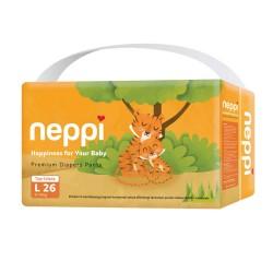 Neppi Premium Diaper Pants - L 26