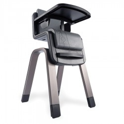 Nuna Zaaz Baby High Chair - Pewter