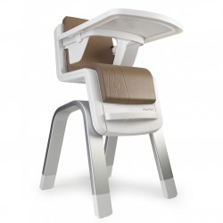 Nuna Zaaz Baby High Chair - Almond