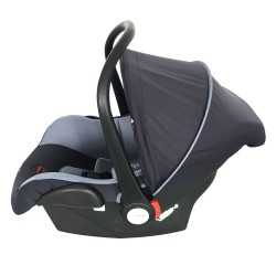 OYSTER Car Seat Baby Carrier 0-15M - Black Grey F1