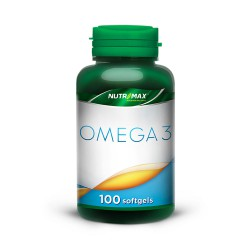 Nutrimax Omega 3 With Natural Vitamin E Untuk...