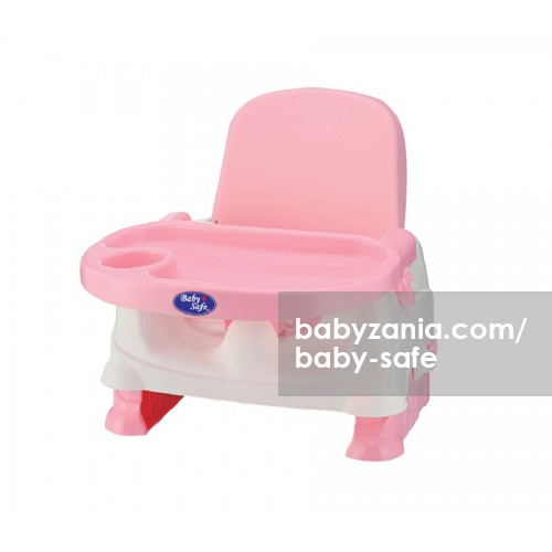 Baby Safe Booster Seat 6m+ - Pink