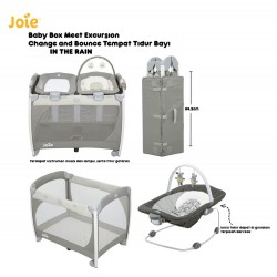 Joie Baby Box Excursion Change and Bounce Box...