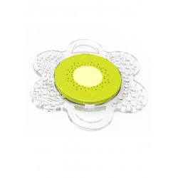 Mombella Flower Fruit Teether - Green Kiwi