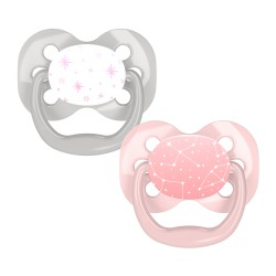 Dr. Brown's Advantage Pacifier 2 Pack Stage 1...