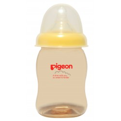 Pigeon PPSU Wide Neck with Perstaltic Plus Nipple...