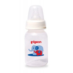 Pigeon Slim Neck PP RP Bottle with Silicone S...