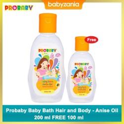 Probaby Baby Bath Sabun Mandi Bayi 200 ml FREE...