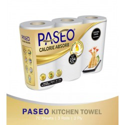 Paseo Elegant Kitchen Towel Tissue Dapur 70s - 3...