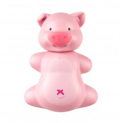 Flipper Toothbrush Holder - Piggy