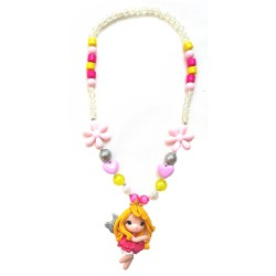 Lope Corner Kalung Fairy - Pink