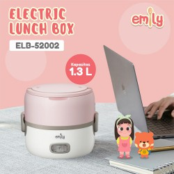Emily Electric Lunch Box Baby Cooker - 1.3 Liter