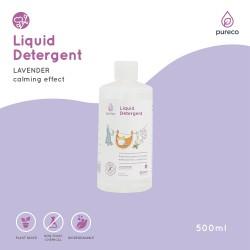 Pureco Liquid Detergent Lavender Home Size - 500ml