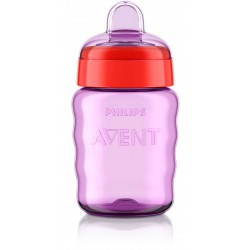 Philips Avent Easy Sip Cup 9m+ - Purple