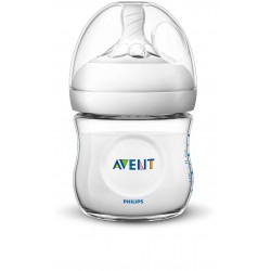 Philips Avent Natural 2.0 Baby Bottle 125ml -...