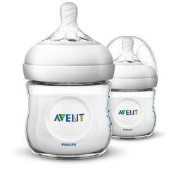 Philips Avent Natural 2.0 Baby Bottle 125 ml...