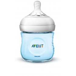 Philips Avent Natural 2.0 Baby Bottle 125ml Blue...