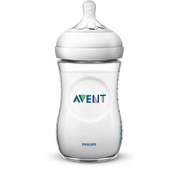 Philips Avent Natural 2.0 Baby Bottle 260 ml -...