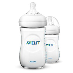 Philips Avent Natural 2.0 Baby Bottle 260 ml...