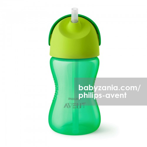 Philips Avent Straw Cup 10 oz/300 ml - Green