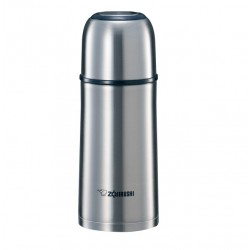 Zojirushi Tuff Slim Thermos Bottle 350ml - Silver