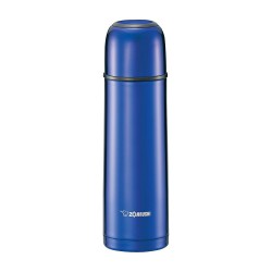 Zojirushi Tuff Slim Thermos Bottle 500ml - Blue