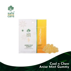 Safe Care Anise Mint Gummy Permen Jelly - 25gr